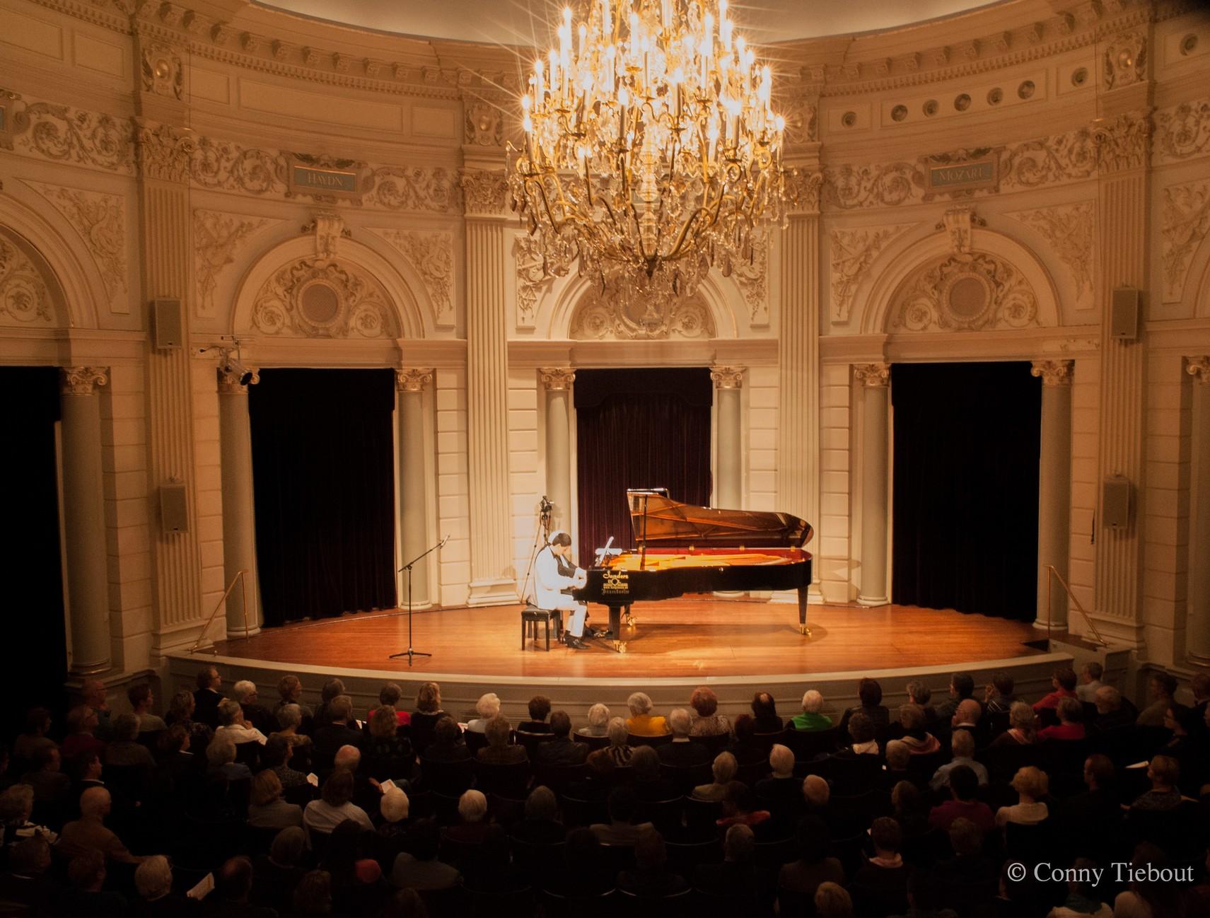 Het Concertgebouw Amsterdam / foto: Conny Tiebout